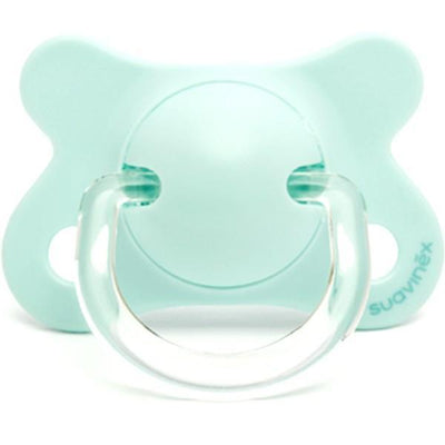 Suavinex - Pacifier Fusion Anatomical 0-4 Months Mint