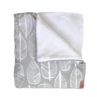 Witlof For Kids - Tuck-Inn Blanket Beleaf Warm Grey