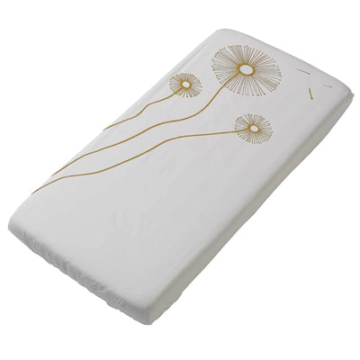 Witlof For Kids - Fitted Sheet Sparkle Sweet Honey