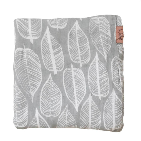 Witlof For Kids - Swaddle Beleaf Warm grey