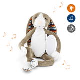 Zazu - Nightlight Soft Toy Bo The Bunny