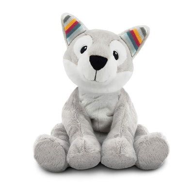 Zazu - Heatable Soft Toy Howy The Husky