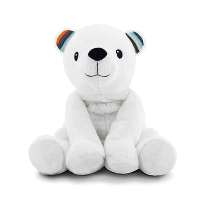 Zazu - Heatable Soft Toy Paul The Polar Bear