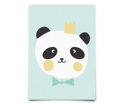 Eef Lillemor - Postcards King Panda