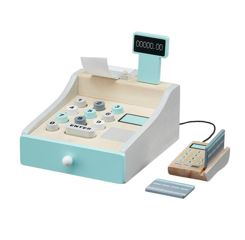 Kids concept - Wooden Cash Register