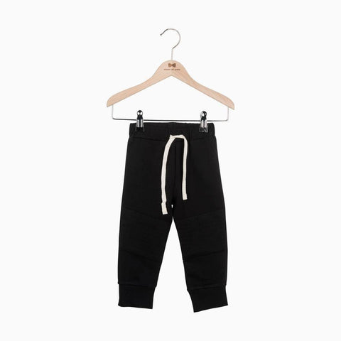 Copy of Knee Patch Jogger Black