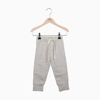 House of Jamie - Knee Patch Jogger Stone