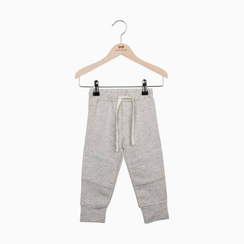 Knee Patch Jogger Stone