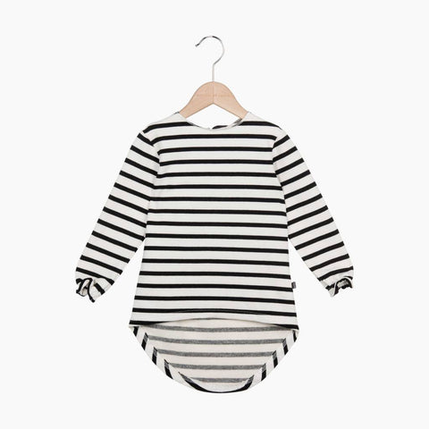 House of Jamie - Long Tunic Sweat Breton