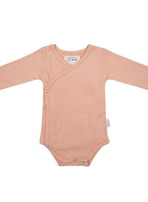 Little Indians - Longsleeve Romper The Moon Dusty Coral