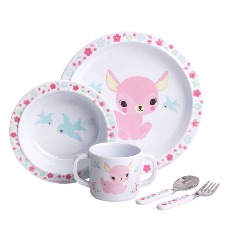 A Little Lovely Company - Dinner Set Deer
