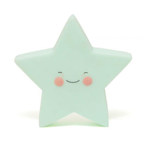 Night Light Eef Lillemor Star Mint