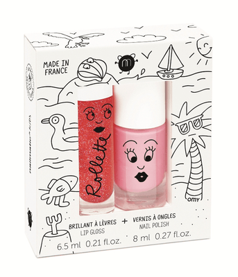 nailmatic - Holidays Rollette Nail Polish Duo Set