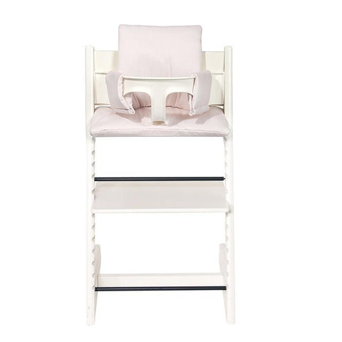 Les Rêves d'Anaïs - High Chair Cushion Stokke Rose Flow