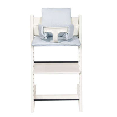 Les Rêves d'Anaïs - High Chair Cushion Stokke Blue Flow