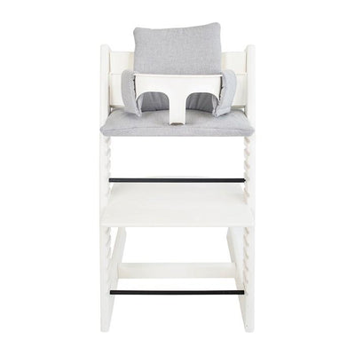Les Rêves d'Anaïs - High Chair Cushion Stokke Sirène Grey