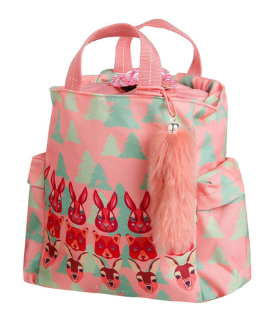 Jeune Premier - Backpack Billie Mini Forest Girls