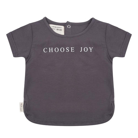 Little Indians - T-Shirt Choose Joy Pavement