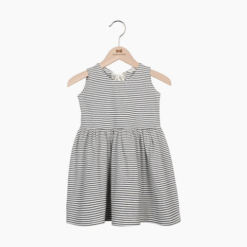 House of Jamie - Oversized Summer Dress Little Stripes