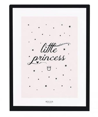 Lilipinso - Framed Poster Little Princess