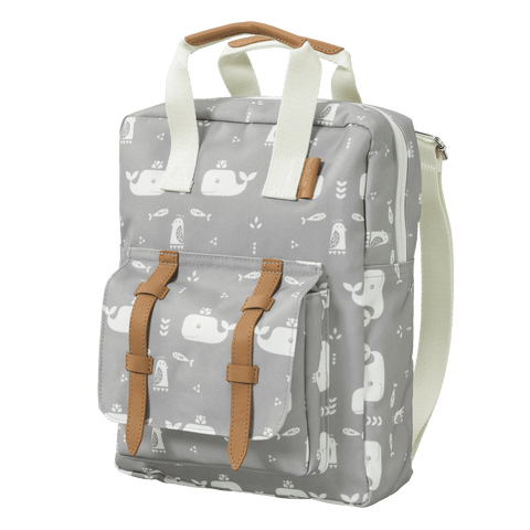 Fresk - Backpack Whale Dawn Grey