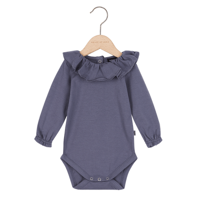 House Of Jamie - Pierrot Bodysuit Vintage Grey