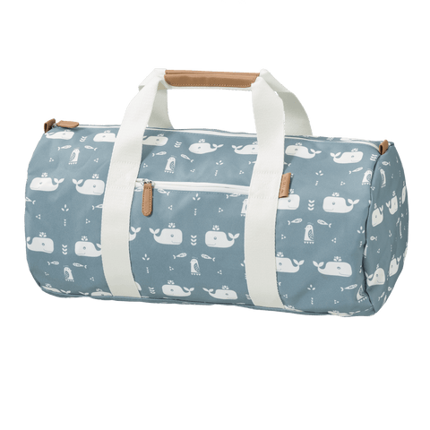 Fresk - Weekend Bag Whale Blue Fog