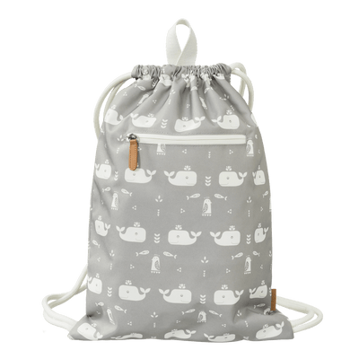 Fresk - Swimming Bag Whale Dawn Grey