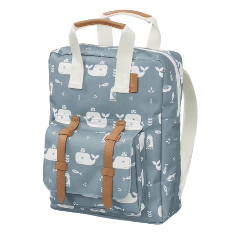 Fresk - Backpack Whale Blue Fog
