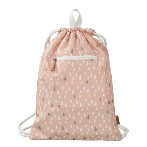 Fresk - Swimming Bag Drops Pink