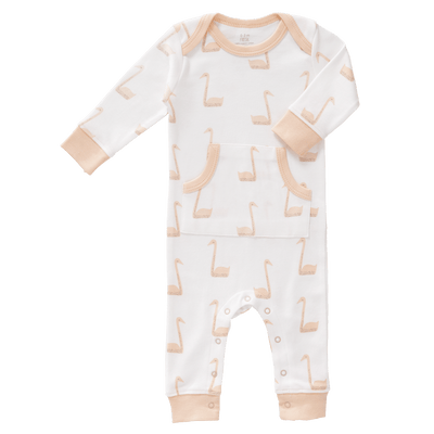 Fresk - Play Suit Swan Pale Peach