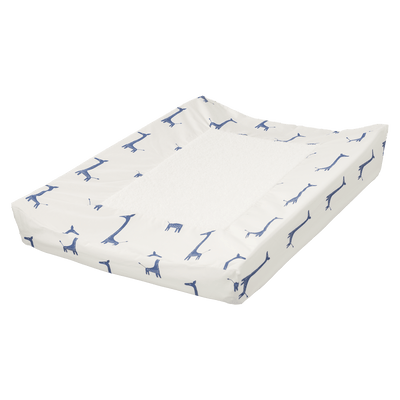 Fresk - Changingpad Cover Giraf Indigo Blue