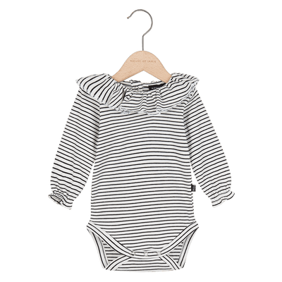 House Of Jamie - Pierrot Bodysuit Little Stripes