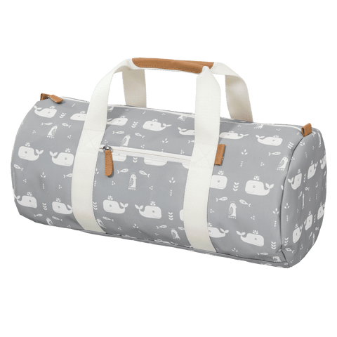 Fresk - Weekend Bag Whale Dawn Grey