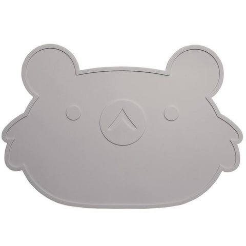 Petit Monkey - Placemat Koala Grey