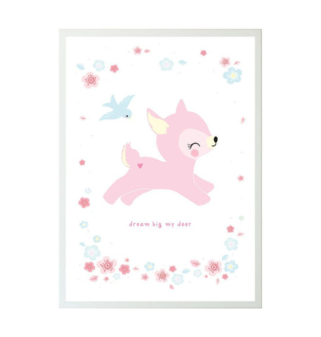 A Little Lovely Company - Poster Deer