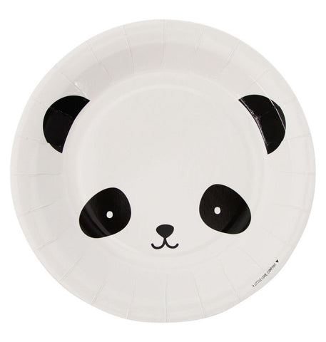 A Little Lovely Company - Celebrations Plates Panda
