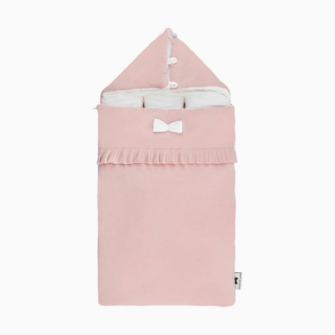 House of Jamie - Travel Sleeping bag Powder Pink