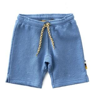 Little Label - Boys Sweat Shorts Summer Sky Blue