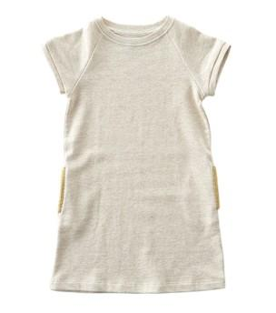 Little Label - Sweat Dress Touch Of Gold
