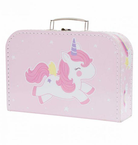 A Little Lovely Company - Suitcase Baby Unicorn