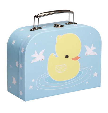 A Little Lovely Company - Little Suitcase Duck