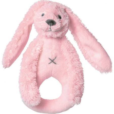 Happy Horse - Rabbit Richie Pink Rattle