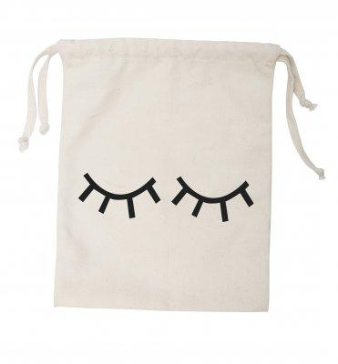 TELLKIDDO - Fabric bag CLOSED EYE small