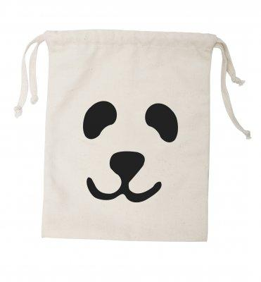 TELLKIDDO - Fabric bag PANDA small