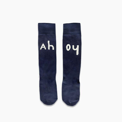 Sproet & Sprout - Socks Navy Ahoy
