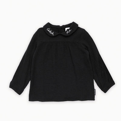 Sproet & Sprout - Top Catch Me Black