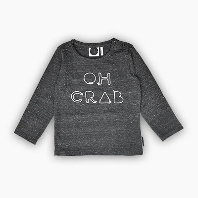 Sproet & Sprout - T-Shirt Oh Crab