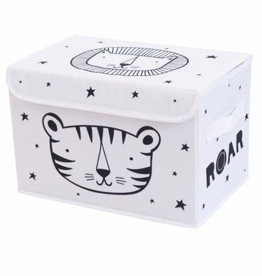 A Little lovely Company - Pop-up storage box Roar