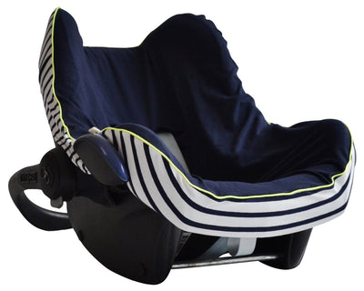 Coco & Pine - Neon Stripes/Car Seat Cover